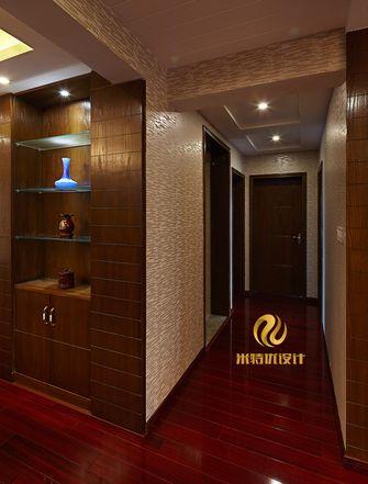 经济型140平米三室两厅东南亚风格走廊装修图片大全