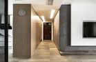 140平米三室五厅现代简约风格走廊装修效果图