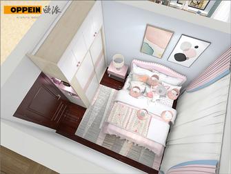 宜家风格儿童房设计图