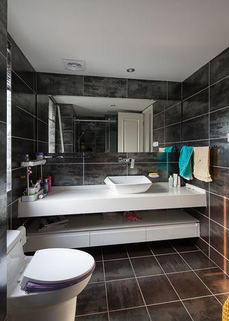 120平米三室两厅混搭风格卫生间装修案例