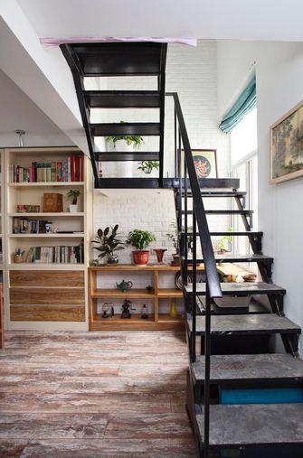 经济型60平米北欧风格楼梯图片大全