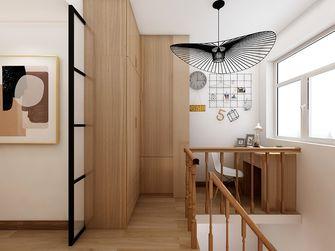 100平米一室两厅日式风格走廊装修案例