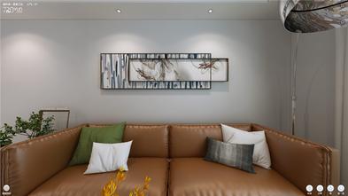 120平米复式宜家风格客厅图片大全