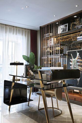 140平米三室两厅其他风格走廊图片