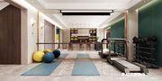 140平米四室两厅现代简约风格阁楼装修案例
