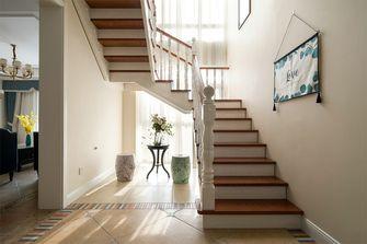140平米复式地中海风格楼梯间图片大全