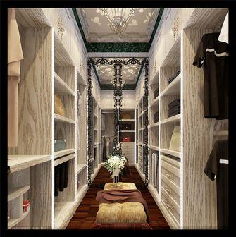 15-20万140平米四室两厅田园风格衣帽间装修图片大全