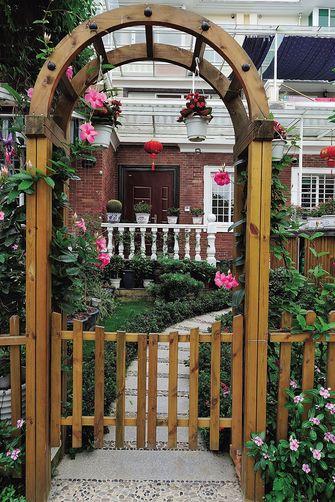 90平米别墅东南亚风格其他区域装修案例