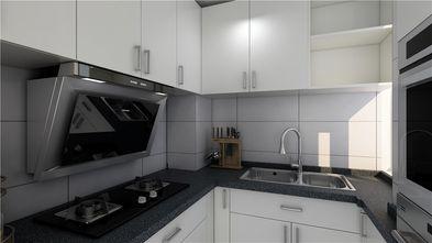 60平米一室一厅宜家风格厨房图片大全