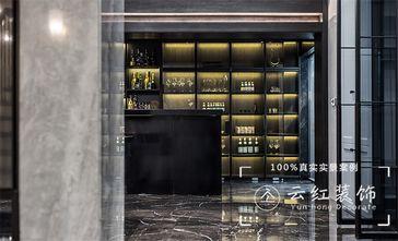 140平米复式现代简约风格储藏室装修效果图