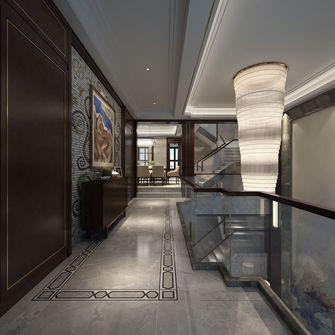 140平米四室两厅英伦风格楼梯间图