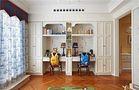 经济型110平米三室一厅地中海风格影音室装修效果图
