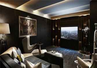 130平米四室两厅新古典风格影音室设计图