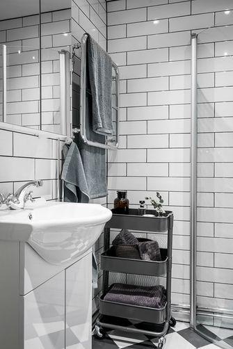 80平米一居室其他风格卫生间装修案例