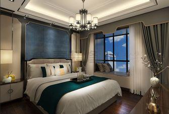 经济型140平米四室两厅中式风格卧室图