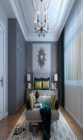 140平米三室两厅法式风格阳台图片