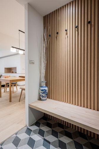 110平米三室两厅日式风格玄关装修案例