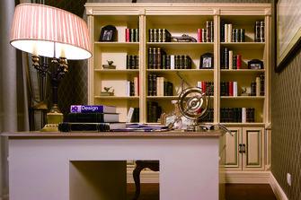 140平米复式法式风格书房图片大全