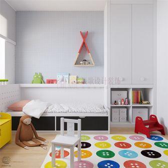 140平米复式北欧风格儿童房装修效果图