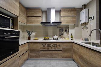 20万以上120平米三室五厅北欧风格厨房欣赏图