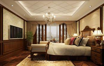 15-20万140平米三室四厅欧式风格卧室图片