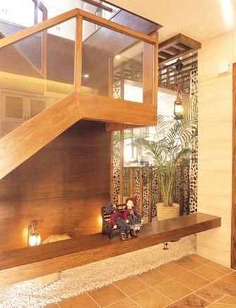140平米复式法式风格楼梯效果图