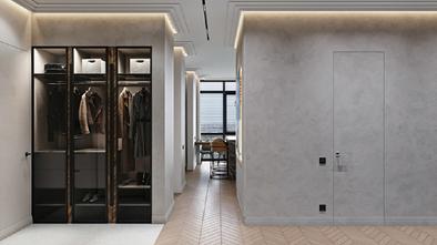 80平米一室两厅现代简约风格走廊设计图