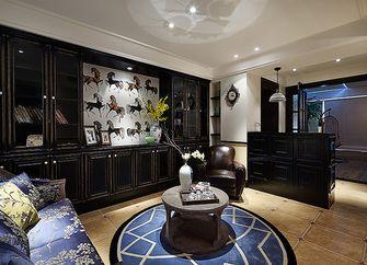 豪华型140平米复式英伦风格影音室欣赏图