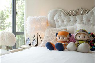 富裕型130平米三室一厅英伦风格儿童房效果图