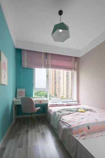 5-10万110平米三室两厅美式风格儿童房装修案例