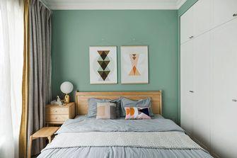 110平米三室两厅地中海风格卧室设计图