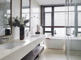 120平米三室一厅中式风格卫生间设计图