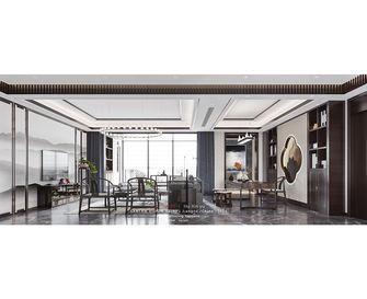 经济型140平米三中式风格客厅装修图片大全
