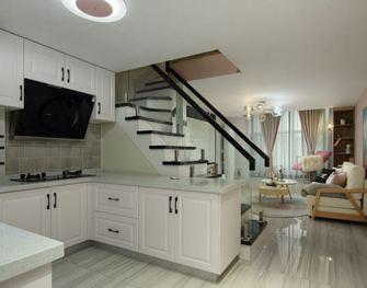 90平米一居室现代简约风格厨房装修案例