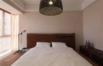 140平米四室三厅日式风格卧室装修效果图
