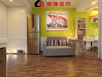 经济型50平米英伦风格走廊装修图片大全
