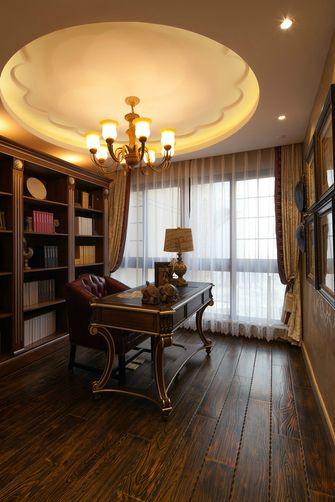 110平米东南亚风格书房欣赏图