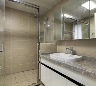 80平米欧式风格卫生间浴室柜装修效果图