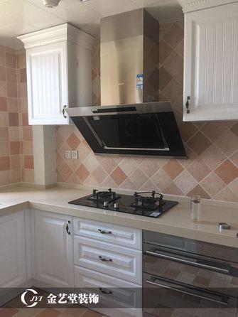 140平米公寓欧式风格厨房装修效果图