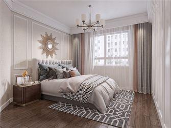 130平米三美式风格卧室图