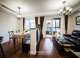 10-15万80平米美式风格客厅欣赏图
