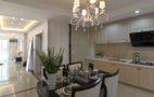 120平米三美式风格厨房效果图