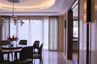 140平米三室两厅中式风格走廊图