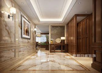 140平米别墅美式风格玄关装修图片大全