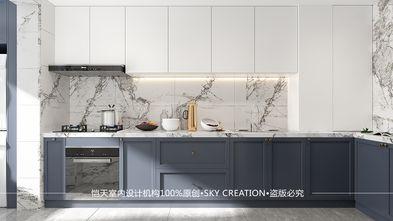 经济型110平米美式风格厨房设计图