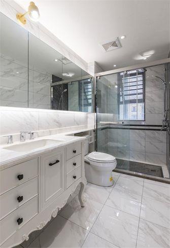 140平米四室两厅欧式风格卫生间效果图