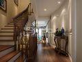 20万以上140平米别墅新古典风格楼梯图片