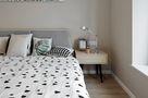 90平米欧式风格卧室家具设计图