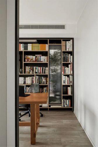 130平米三现代简约风格书房图片大全