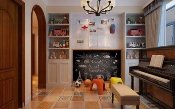 5-10万140平米四室两厅地中海风格健身室图片
